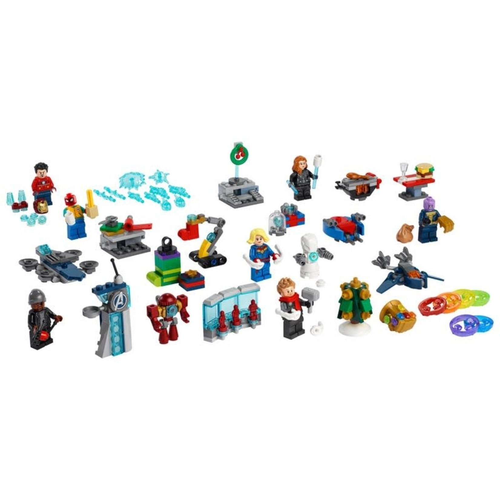 LEGO LEGO Avengers Advent Calendar 2021 76196