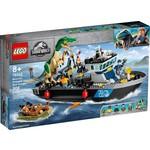 LEGO LEGO Jurassic World: Baryonyx Dinosaur Boat Escape