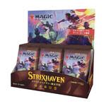 Magic: The Gathering MTG Strixhaven Set Booster Box - Japanese