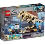 LEGO LEGO Jurassic World T. Rex Dinosaur Fossil Exhibit
