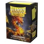 Arcane Tinmen Card Sleeves Dual Matte Lightning (100)