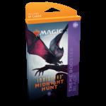 Magic: The Gathering MTG Innistrad: Midnight Hunt Theme Booster (Black)