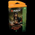 Magic: The Gathering MTG Innistrad: Midnight Hunt Theme Booster (Green)
