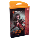 Magic: The Gathering MTG Innistrad: Midnight Hunt Theme Booster (Red)