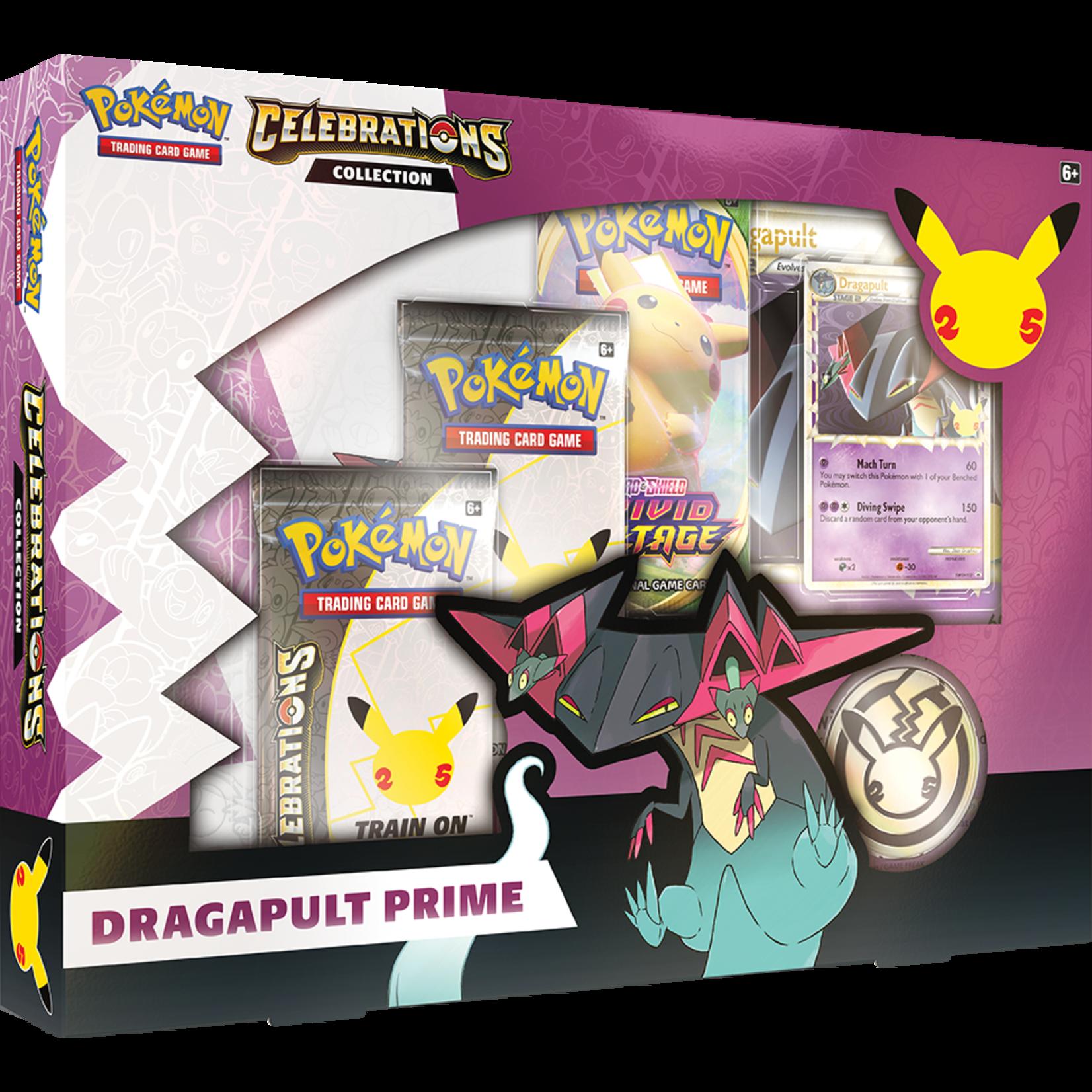 Pokémon Pokémon TCG: Celebrations Collection—Dragapult Prime