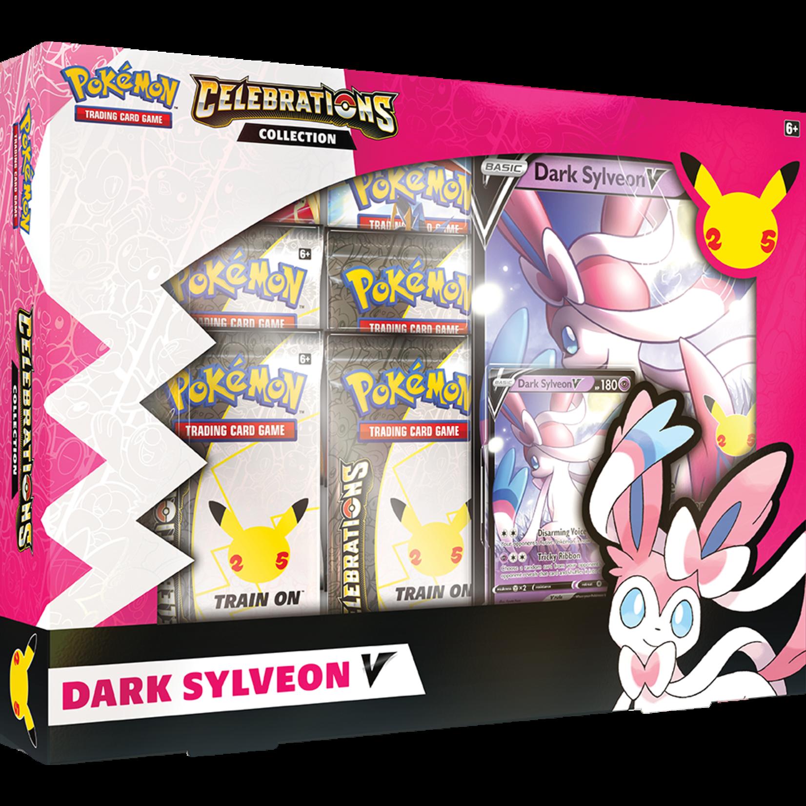 Pokémon Pokémon TCG: Celebrations Collection—Dark Sylveon V