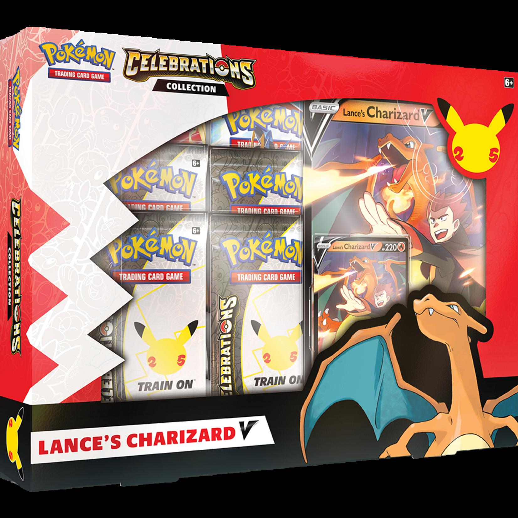 Pokémon Pokémon TCG: Celebrations Collection—Lance's Charizard V