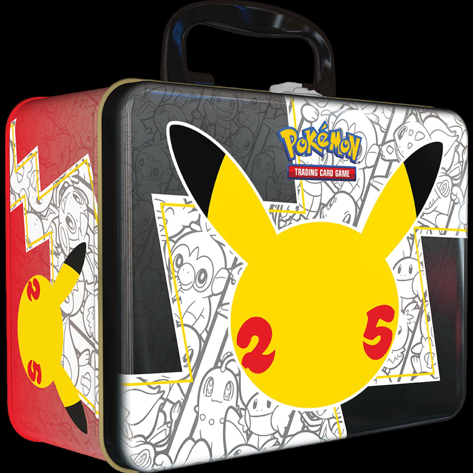 Pokémon Pokémon TCG: Celebrations Collector Chest