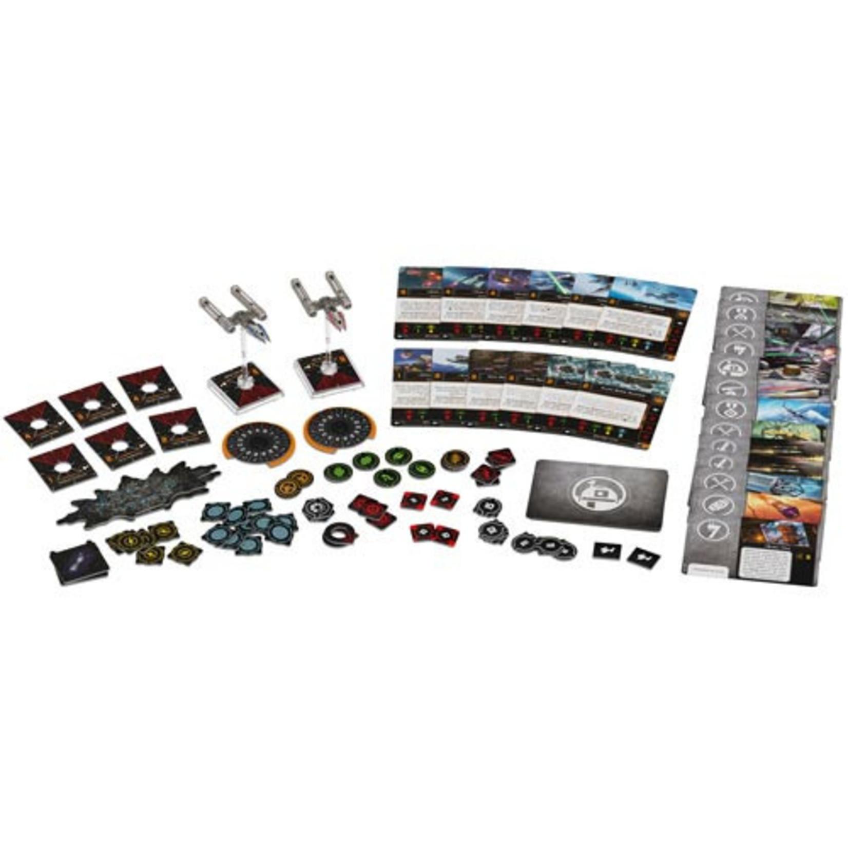 Fantasy Flight Games Star Wars X-Wing BTA-NR2 Y-Wing Expansion