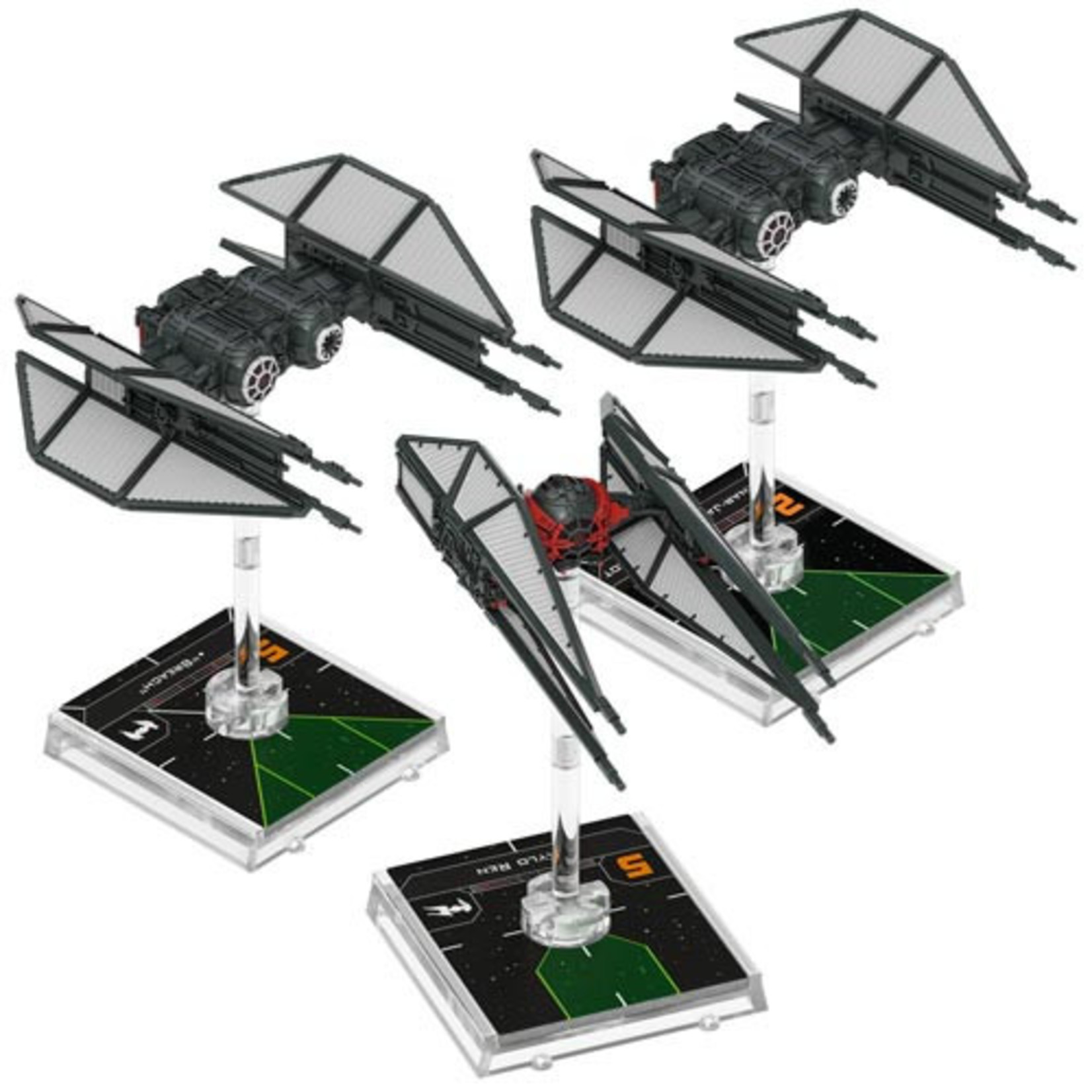 Fantasy Flight Games SW X-Wing Fury of the First Order