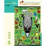 Pomegranate Charley Harper: Secret Sanctuary (500p)