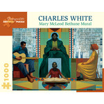 Pomegranate Charles White: Mary McLeod Bethune (1000p)