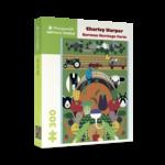 Pomegranate Charley Harper: Gorman Heritage Farm (300p)