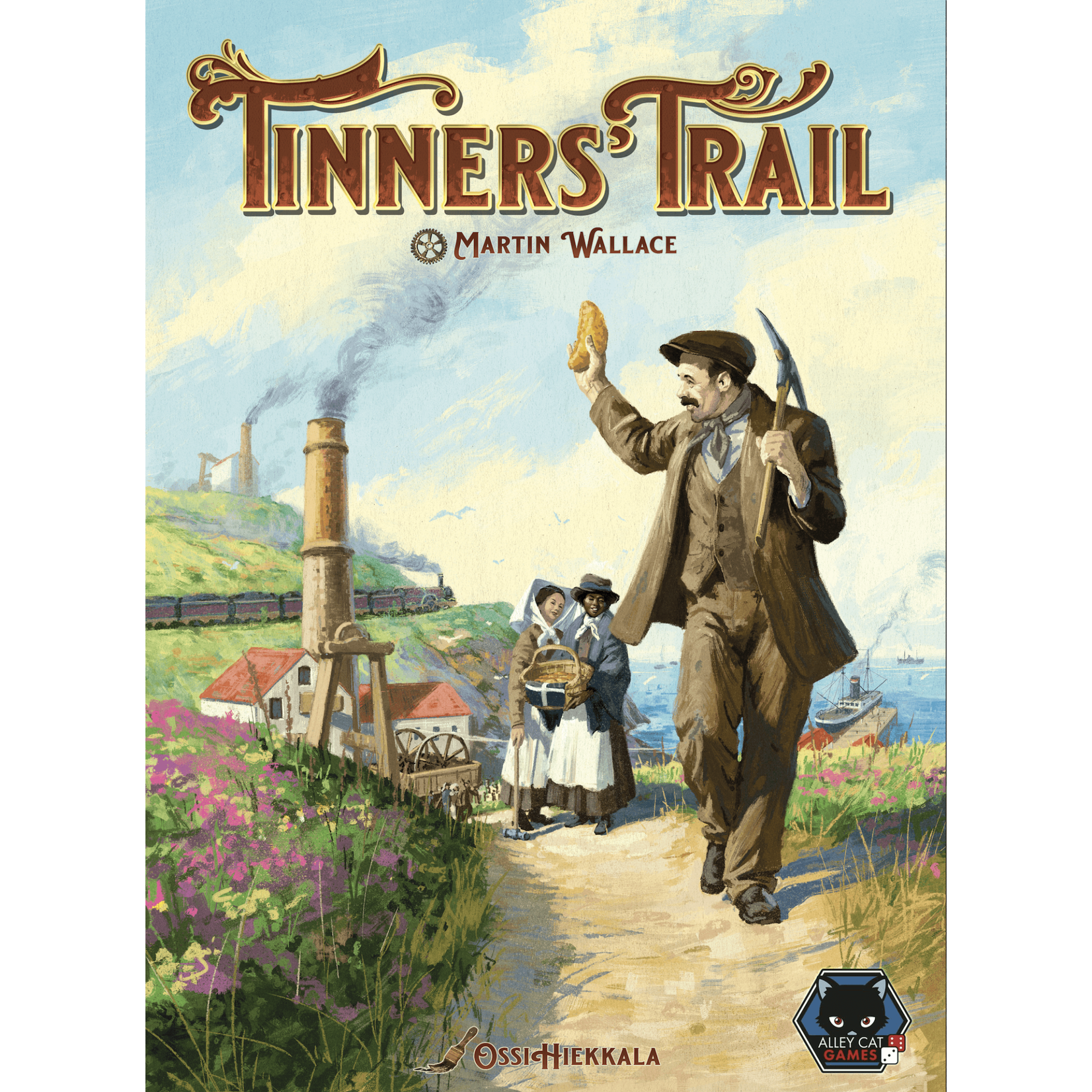 Alley Cat Games Tinner's Trail