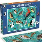 Ginger Fox Fowl Language Puzzle (1000p)