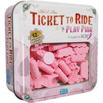 Asmodee Ticket to Ride: Play Pink