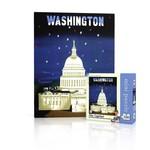 New York Puzzle Company The Capitol Mini Puzzle (100p)