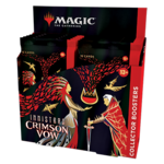 Magic: The Gathering MTG Innistrad: Crimson Vow Collector Booster Box