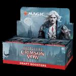 Magic: The Gathering MTG Innistrad: Crimson Vow Draft Booster Box