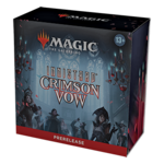 Magic: The Gathering MTG Innistrad: Crimson Vow Prerelease Pack + 2 Free Draft Boosters