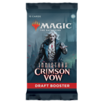 Magic: The Gathering MTG Innistrad: Crimson Vow Draft Booster Pack