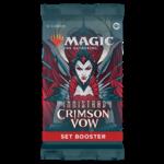 Magic: The Gathering MTG Innistrad: Crimson Vow Set Booster Pack