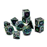 Die Hard Dice 7-Set Reticle Zenith Dark Matter