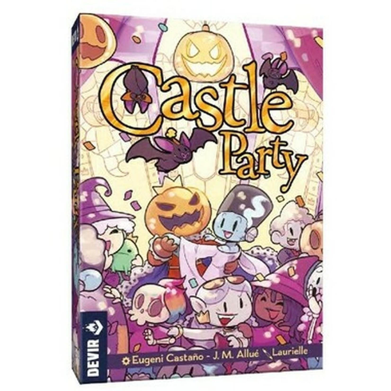 Devir Castle Party