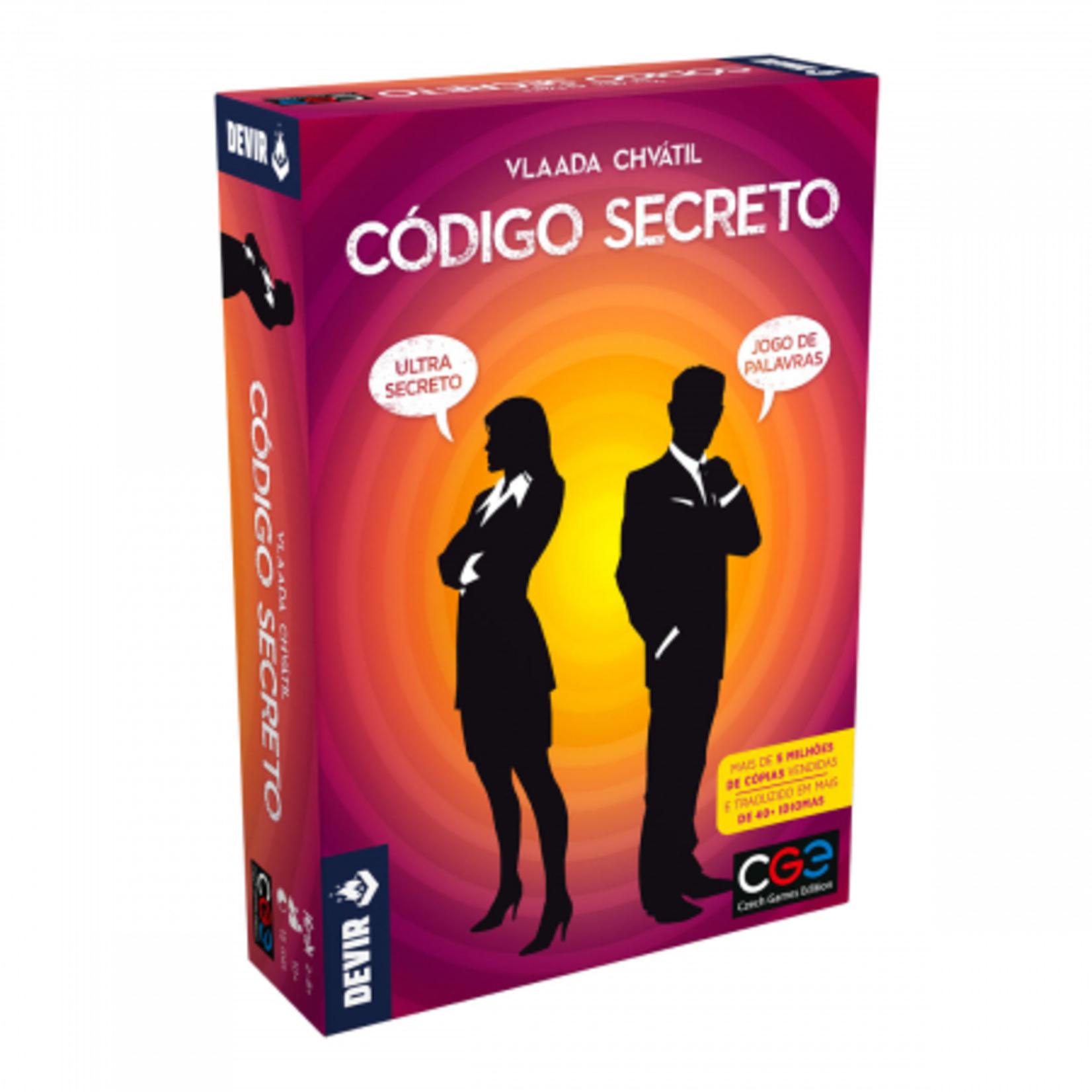 Devir Codigo Secreto (Codenames Spanish Edition)