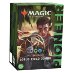 Magic: The Gathering MTG Pioneer Challenger Decks 2021: Lotus Field Combo (BGU)