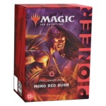 Magic: The Gathering MTG Pioneer Challenger Decks 2021: Mono Red Burn (R)