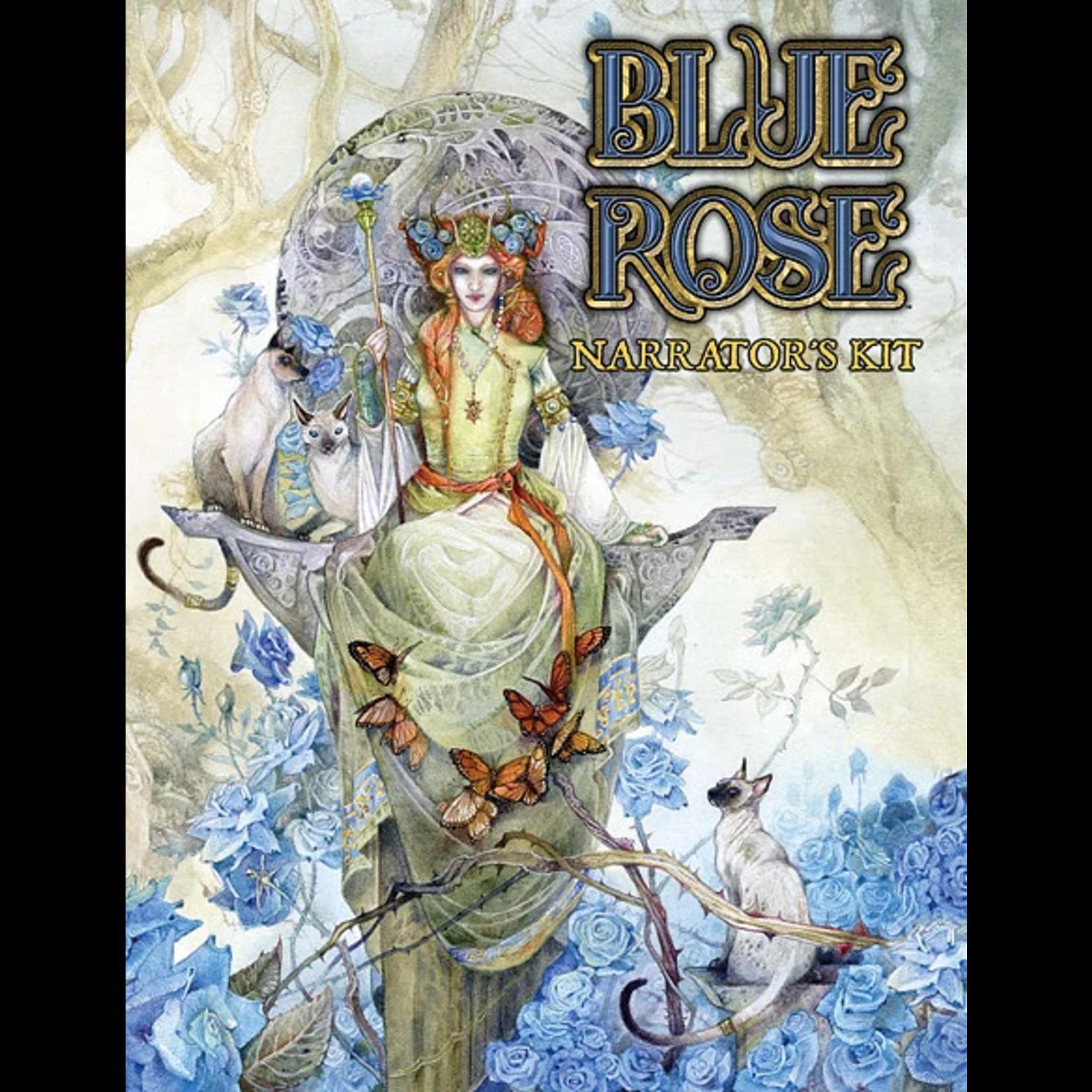 Green Ronin Blue Rose RPG: Narrator's Kit