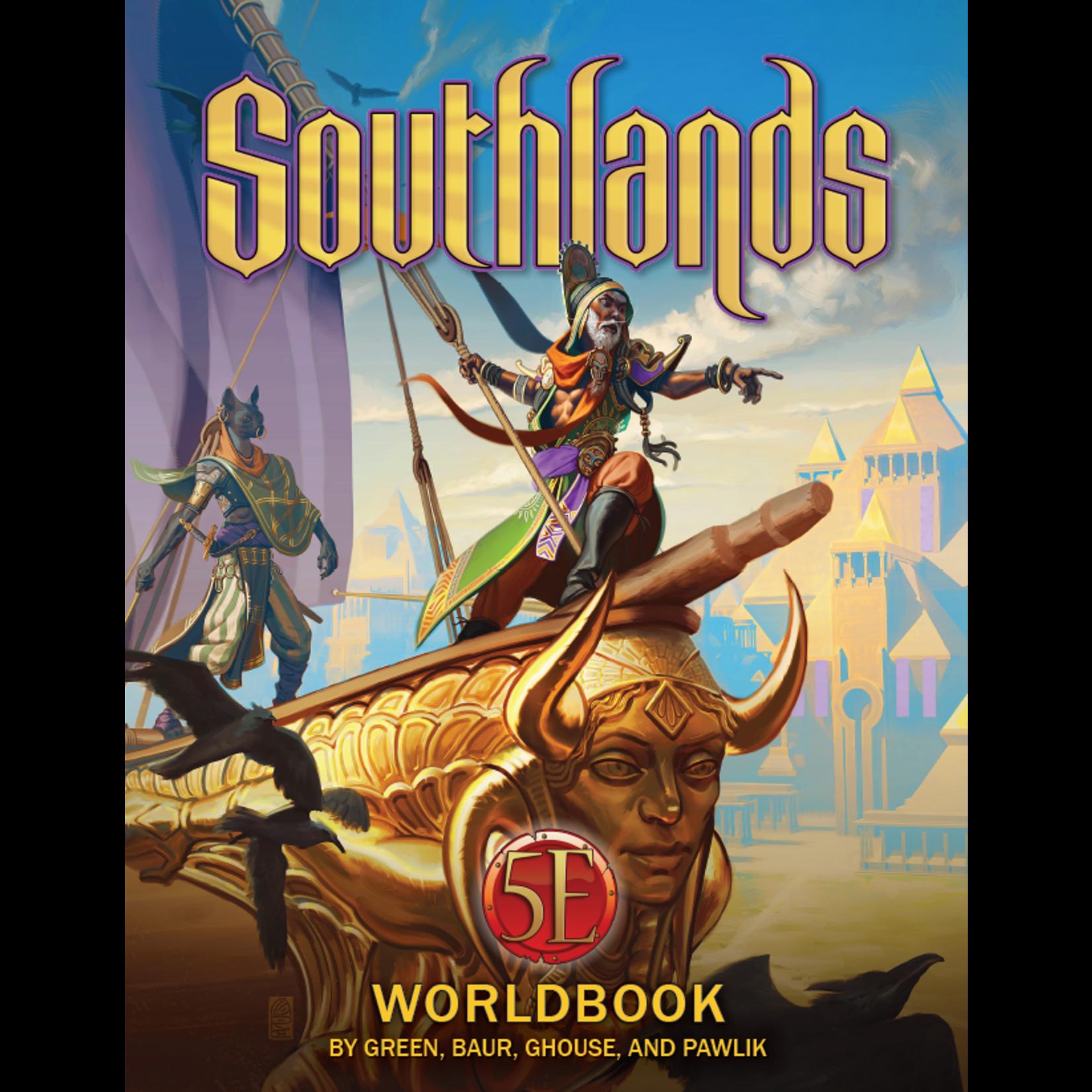 Kobold Press Kobold Press D&D 5th Edition: Southlands Worldbook