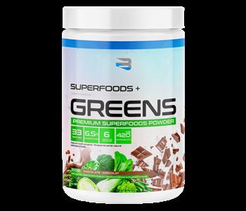 Believe Superfoods + Greens