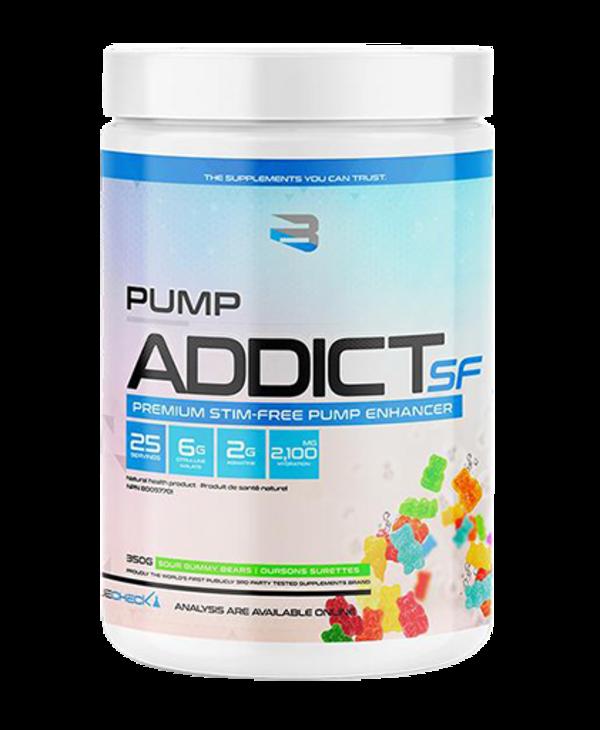 Believe Pump Addict Stim Free