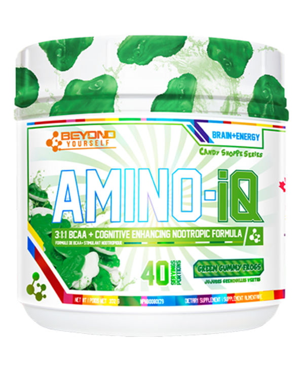 Beyond Yourself Amino IQ
