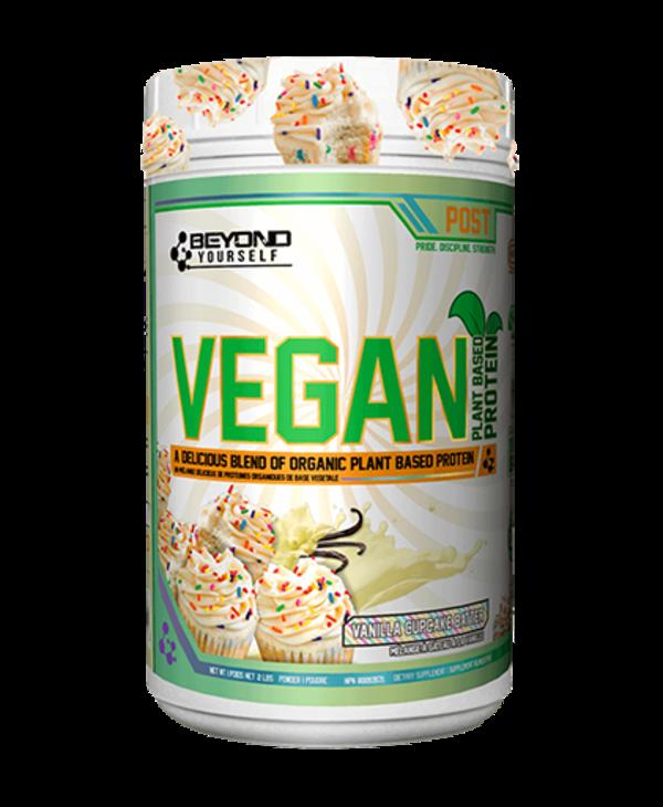 Beyond Yourself Vegan