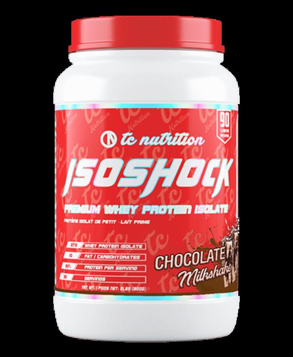 TC Nutrition Isoshock
