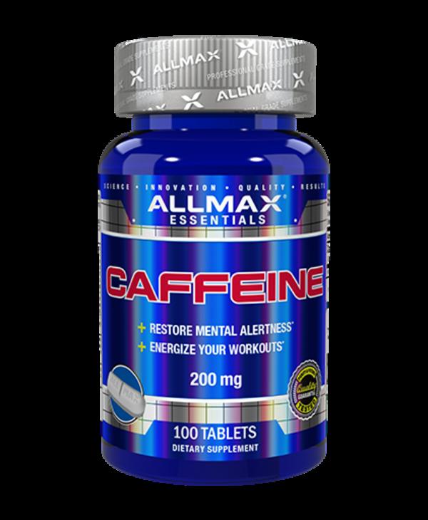 Allmax Caffeine Pills