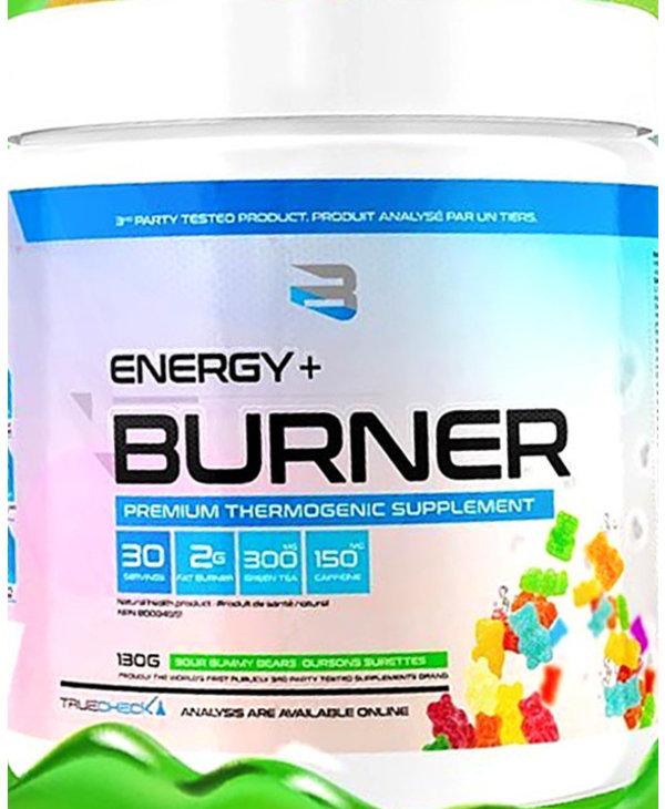 Believe Energy Burner