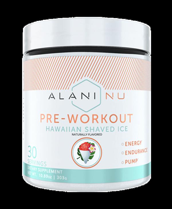 Alani Nu Pre Workout