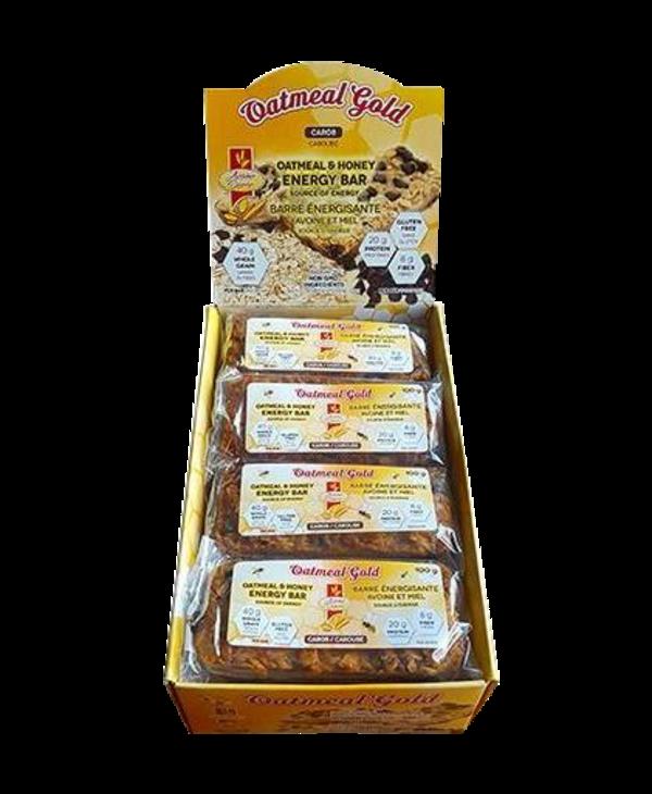 Oatmeal Gold Bar