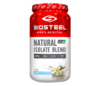 Bio Steel Natural Isolate Blend