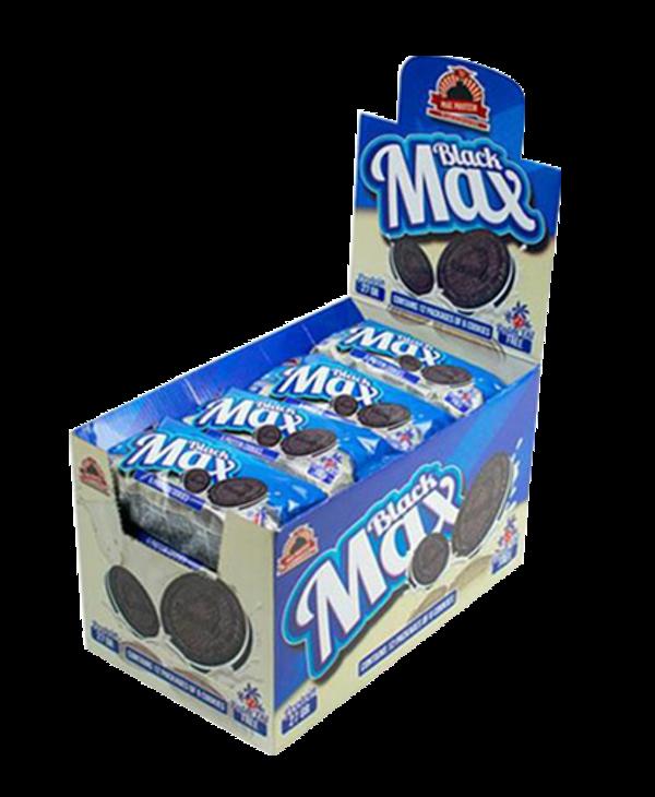 Black Max Cookies