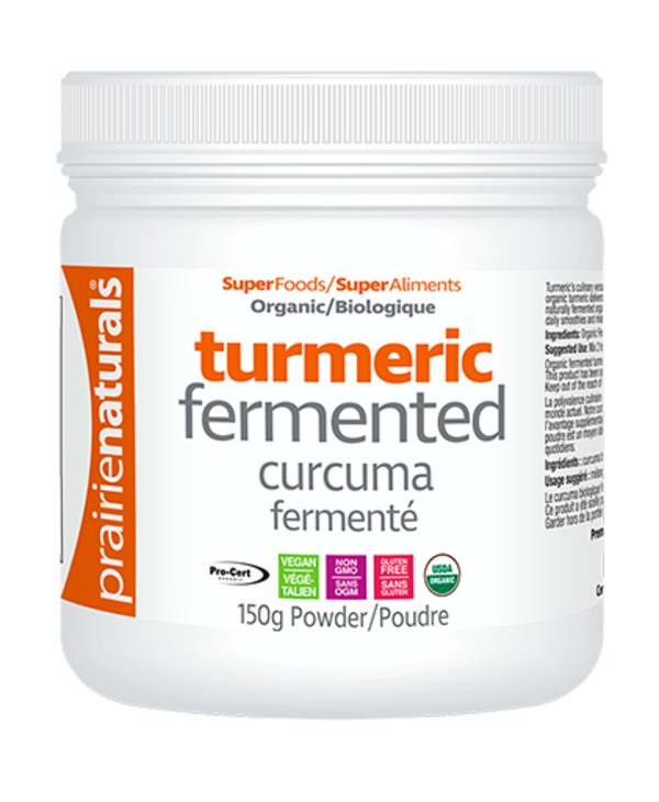 Prairie Naturals Fermented Turmeric