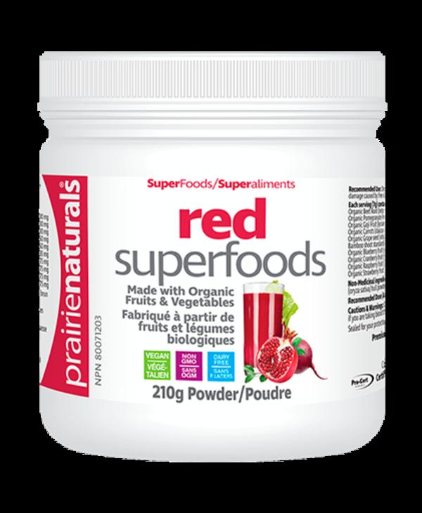 Prairie Naturals Red Superfoods