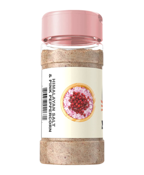 Flavor God Himalayan Pink Salt & Pepper