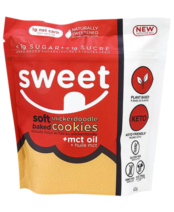 Sweet Nutrition Snickerdoodle