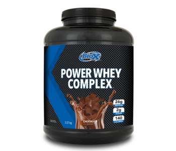 BioX Power Whey Complex Choc PB