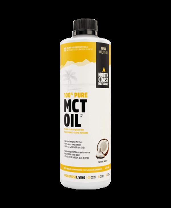 north coast naturals mct oil 473ml